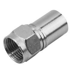 Conector F RG6 ChipSce Cônico - 025-3039