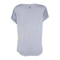 Camiseta Bordada Iódice Denim