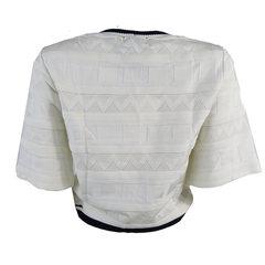Blusa Tricot Trabalhada Faven